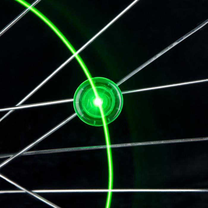 Lampki Na Szprychy Nite Ize Seeem Mini Zielone
