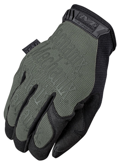 Rękawiczki Mechanix Original Glove - foliage green - XL