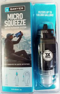 Filtr wody Sawyer Micro Squeeze SP2129